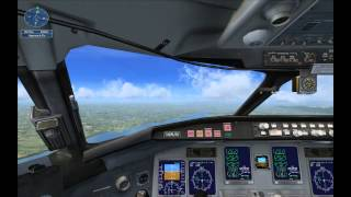 Microsoft Flight Simulator X: Steam Edition - A Landing!