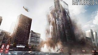 Battlefield 4 - Building Collapse (1080p)