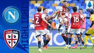 Napoli 1-1 Cagliari | I sardi strappano il pari al Maradona | Serie A TIM