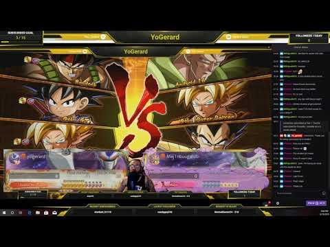 Dbfz: how to do Bardock loops & get shadow GT Goku