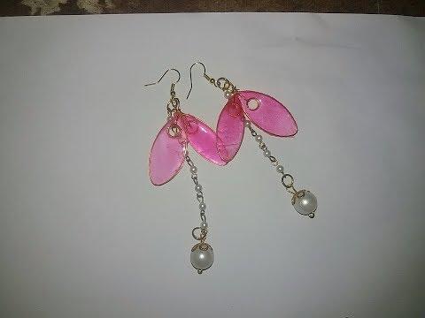 Resin Earring Tutorial    Butterfly Resin Earrings