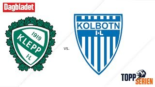 Klepp vs Kolbotn full match
