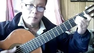 Nỗi Nhớ Mùa Đông (Phú Quang) - Guitar Cover