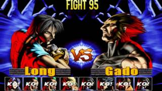 [TAS] Bloody Roar 2 Long Survival play 90~Final