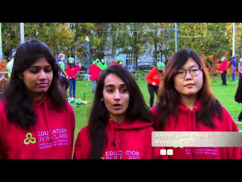 Ireland : Best Country for Higher Education : Check what International students say about Ireland