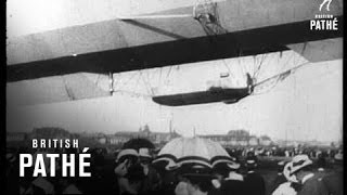Maiden Flight Of German Airship (1908)