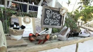Video Punta Cana - March 06 2013 Wedding Trailer JELLYFISH + DREAMS PALM BEACHPunta Cana