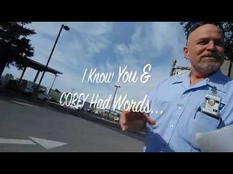 Modesto, Hudson Station Post office, 1st amendment Audit.(Corey was made famous ).