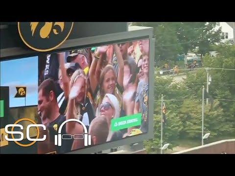 Iowa creates a heartfelt tradition   SC with SVP   ESPN