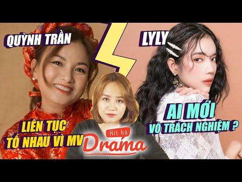 Drama LyLy & Quỳnh Trần JP liên tục tố nhau vì MV: Ai mới vô trách nhiệm ? - Hít Hà Drama
