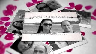zaproszenie weselne videofilm-studio.pl