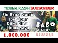Sio Bapa Mantu Ipar Ipar Buka Pintu Untuk Saya Live Music Cover Babo  Mp3 - Mp4 Download