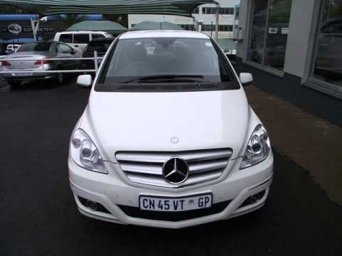 2009 mercedes benz b class b200 cdi automatic auto for sale on auto trader south africa youtube. Black Bedroom Furniture Sets. Home Design Ideas