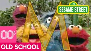 Sesame Street: What Words Begin With M?