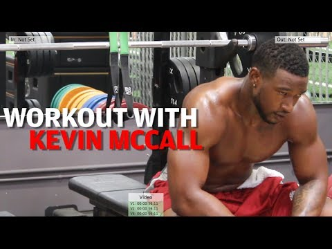 Man Crush Mondays: Workout With Kevin McCall