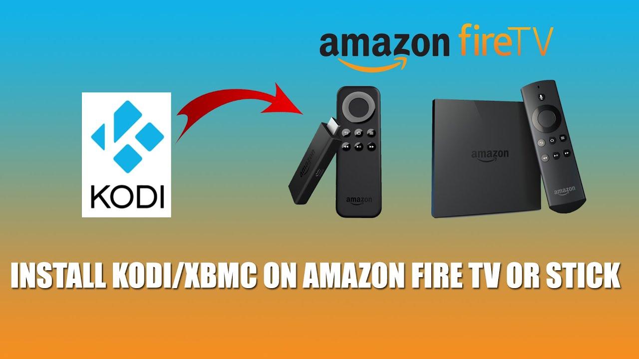 Install kodi on amazon fire tv or stick via adbfire youtube