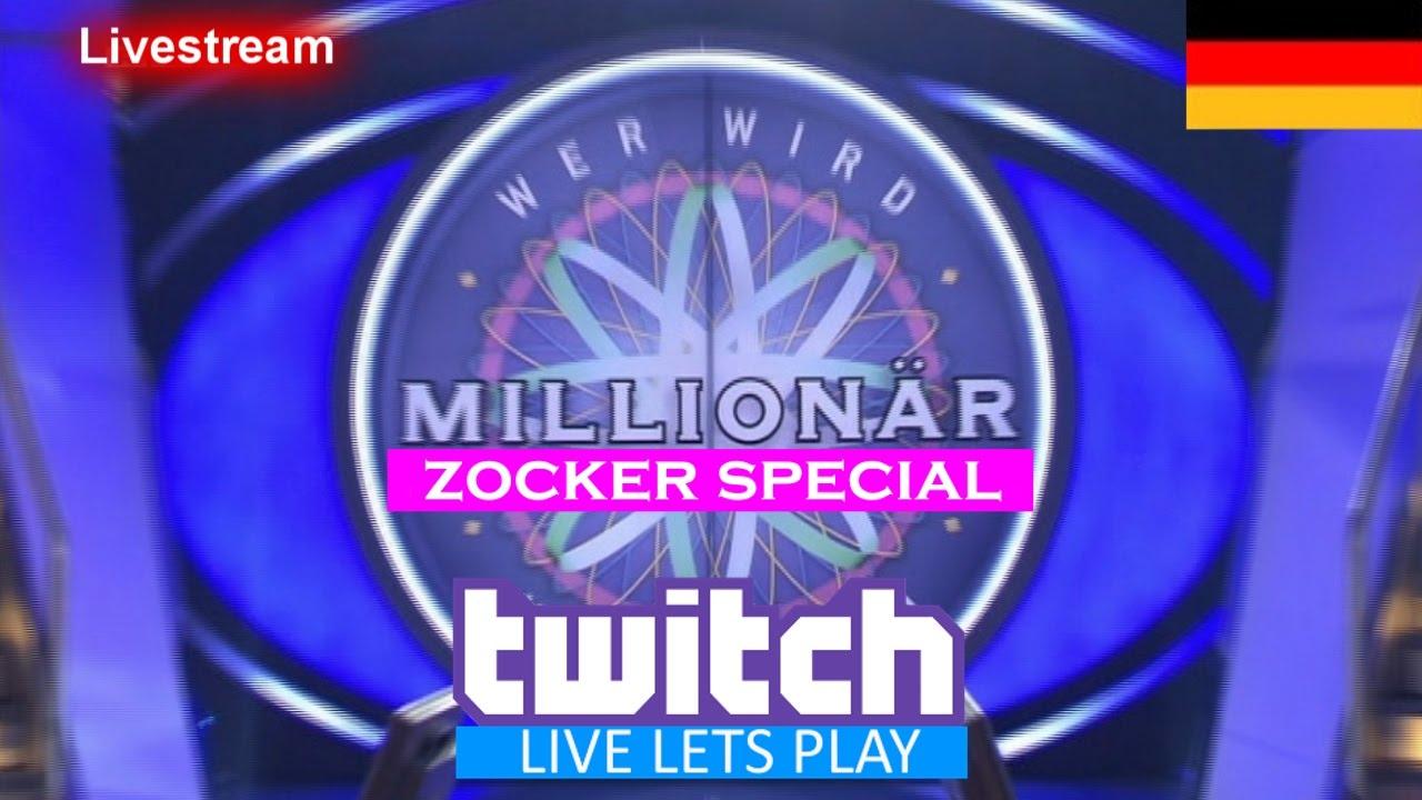 Wer Wird Millionär Zocker Special