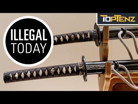 Top 10 Strangest Weapons Of Feudal Japan