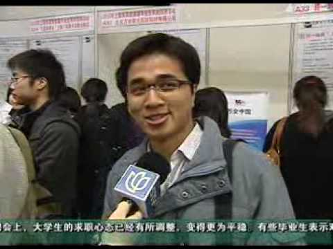 China College Grads Find Few Jobs