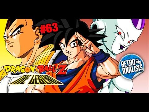 Dragon Ball Z: The LEGEND, Retro ANÁLISIS | MERISTATION