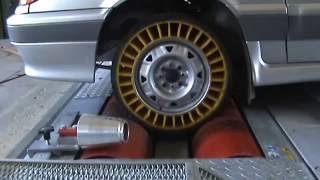 Безвоздушными шины на ВАЗ 2115