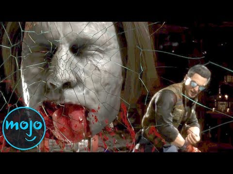 Top 10 Best Mortal Kombat Finishers