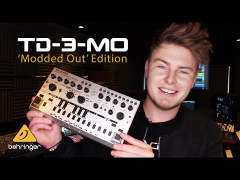 Behringer TD-3-MO - 'Modded Out' Edition