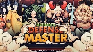 ULTIMATE DEFENSE MASTER - Android Gameplay HD