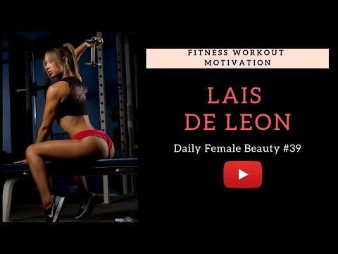 Lais De Leon Fitness Workout Motivation