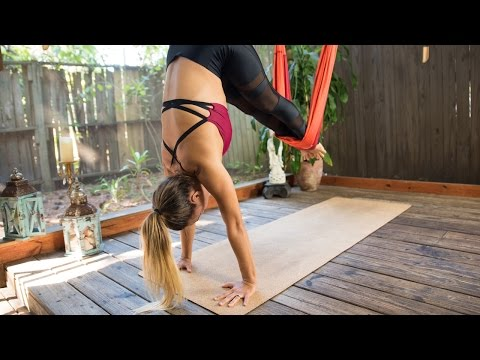 Yoga Trapeze - Core Workout Video