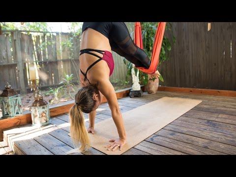 Yoga Trapeze - Core Workout Video