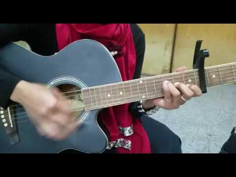 RA KUAT MBOK- Guitar Cover Vivin& Puputz