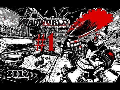 MadWorld Walkthrough (Part 1: Little Eddie)
