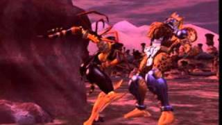 Beast Wars: Transformers Game Intro
