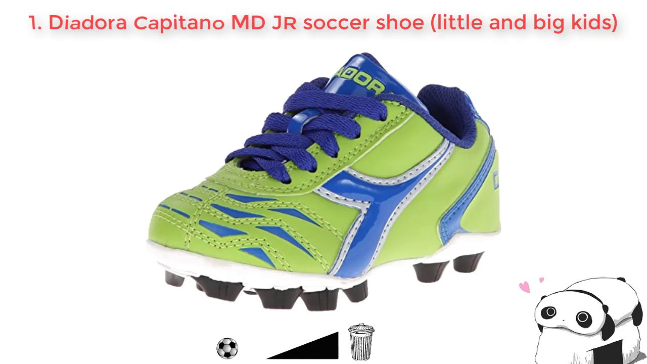 e9f8383819a9 Top 10 Best Soccer Shoes For Kids | Best Soccer Cleats 2017 - YouTube