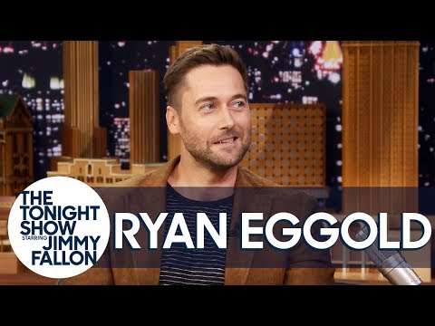 Ryan Eggold Demonstrates How He Takes a Fake Punch