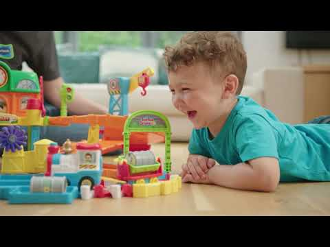 Toot-Toot Drivers Train Set | VTech | 30s TVC | Ad
