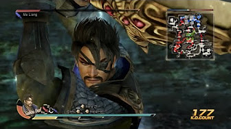Dynasty Warriors 8: Xtreme Legends - Sima Yi 6 Star Weapon