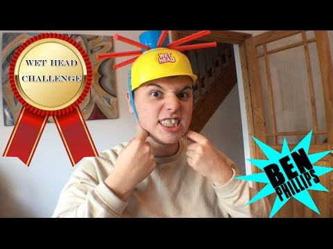 Ben Phillips | Get me wet CHALLENGE - I love it when you tell me what to do