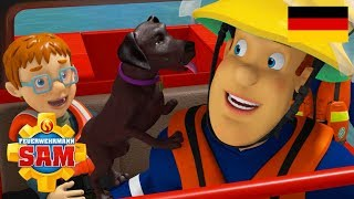 Feuerwehrmann Sam Deutsch | Sam und das Team - die besten Rettungen | Zeichentrickserie für Kinder