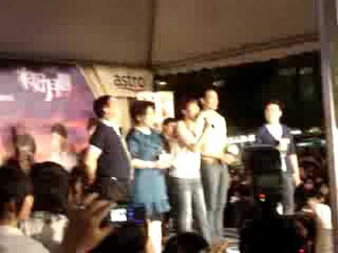 Moses Chan in KL 1