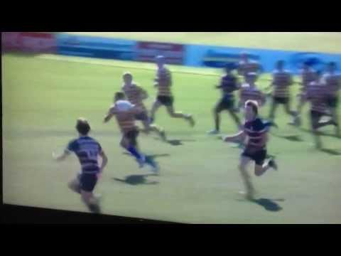 Eastern Suburbs 3rd Colts try vs Sydney Uni