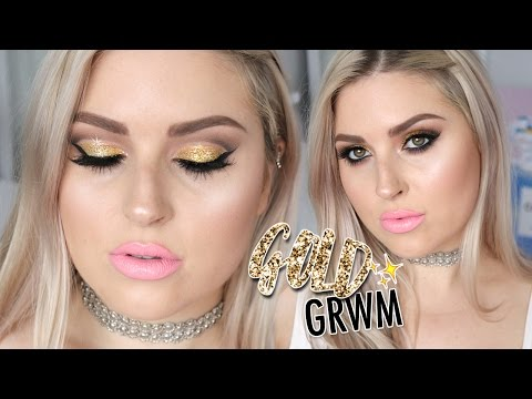 Chit Chat Get Ready With Me! ♡ Double Cut Crease *Attempt*