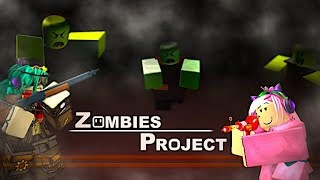 MMC Zombies Projekt in Roblox / wollen Call of Duty sein: World at War Roblox!
