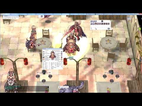 Build Atualizada Royal Guard 175/60 Equipamentos + Atributos Parte 1