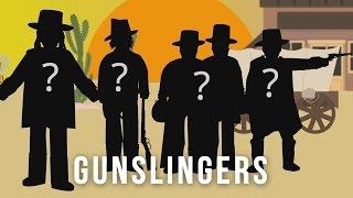 Gunslingers of the Wild West