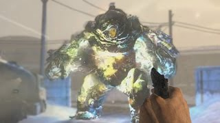 """GIANT ZOMBIE BOSS!"" - Call of Duty: Online ""CYBORG ZOMBIES"" - NEW ""DEUS EX"" MODE GAMEPLAY #2"