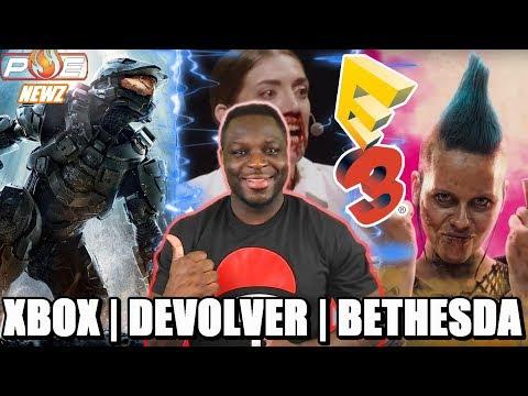 E3 2018: Everything You Need to Know!Xbox, Bethesda & Devolver Digital Press Conferences!