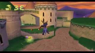 Spyro the Dragon FOR PC DOWNLOAD gameplay