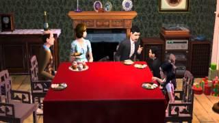 Hanukkah - Little Amy Winehouse (Sims 2)